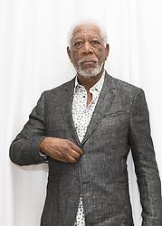 "March 25, 2017 - New York, New York, U.S. - Morgan Freeman stars in the movie ""Going in Styleâ (Credit Image: © Armando Gallo via ZUMA Studio)"