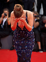 Barbara Palvin at the premiere gala screening of the film Suspiria at the 75th Venice Film Festival, Sala Grande on Saturday 1st September 2018, Venice Lido, Italy.