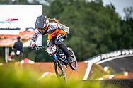 #4 (RENCUREL Jeremy) FRA [Inspyre] at Round 7 of the 2019 UCI BMX Supercross World Cup in Rock Hill, USA