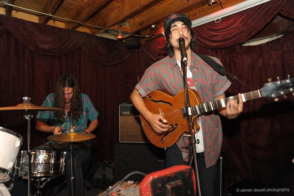 Loch Lomand perform Red Eye 7 @ the SXSW Music Festival, Austin, Texas