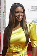 June 30, 2012-Los Angeles, CA : Former Miss USA/Actress/Producer/Author Kenya Moore attends the 2012 BET Awards held at the Shrine Auditorium on July 1, 2012 in Los Angeles. The BET Awards were established in 2001 by the Black Entertainment Television network to celebrate African Americans and other minorities in music, acting, sports, and other fields of entertainment over the past year. The awards are presented annually, and they are broadcast live on BET. (Photo by Terrence Jennings)