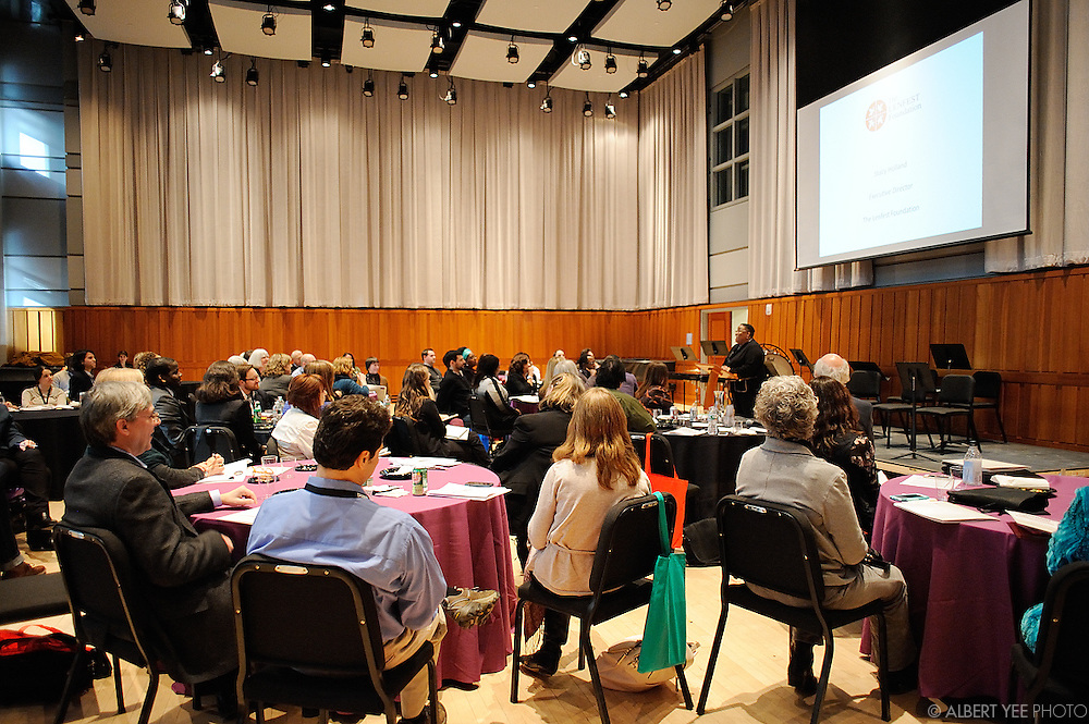 2015 El Sistema Symposium: Built to Grow. Built to Last.<br /> <br /> Stacy Holland, The Lenfest Foundation<br /> <br /> Curtis Institute of Music, Philadelphia, PA<br /> <br /> January 9, 2015