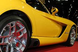 09 February 2006:  2007 Dodge Viper.....Chicago Automobile Trade Association, Chicago Auto Show, McCormick Place, Chicago IL
