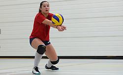 29-10-2014 NED: Selectie Prima Donna Kaas Huizen vrouwen, Huizen<br /> Selectie seizoen 2014-2015 / Emma Rekar