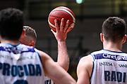 Ball <br /> Pallacanestro Cantu' - Happy Casa Brindisi<br /> Basket Serie A LBA 2020/2021<br /> Desio 03 April 2021<br /> Foto Mattia Ozbot / Ciamillo-Castoria