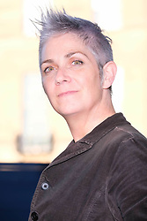 """Edinburgh International Book Festival 2017<br /> Denise Mina is a Scottish crime writer and playwright. She has written the Garnethill trilogy and another three novels featuring the character Patricia """"Paddy"""" Meehan, a Glasgow journalist<br /> (c) Alex Todd 