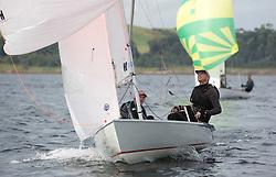 Caledonia MacBrayne Largs Regatta Week 2016<br /> <br /> FD Lady Jane Grey, FLYING DUTCHMAN, GBR373, Prestwick SC, Alistair McLaughlin, Mark Taylor<br /> <br /> Credit Marc Turner / PFM Pictures.co.uk
