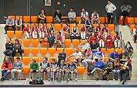 ROTTERDAM -  Publiek tijdens het Landskampioenschap reserveteam zaal 2013. FOTO KOEN SUYK