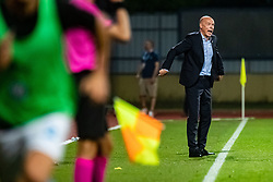 Uwe Rosler head coach of Malmo FF during Football match between NK Domzale and Malmo FF in Second Qualifying match of UEFA Europa League 2019/2020, on July 25th, 2019 in Sports park Domzale, Domzale, Slovenia. Photo by Grega Valancic / Sportida