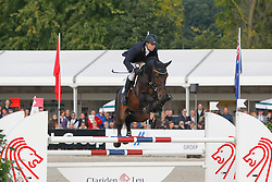 Temme Christian - Contifex<br /> World Championship Young Horses Lanaken 2008<br /> Photo Copyright Hippo Foto