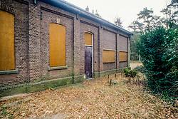 Voormalig pompgebouw, Bussum, Gooise Meren, Noord Holland, Netherlands