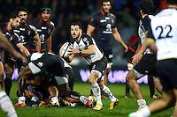 Julien Audy - 10.01.2015 - Toulouse / La Rochelle - 16e journee Top 14<br />Photo : Manuel Blondeau / Icon Sport