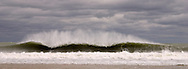 Ocean Swell from tropical storm Wilma as it passed by Cape Cod.