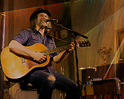 Brent Kirby at GAR Hall by Cleveland music, portrait and event photographer Mara Robinson