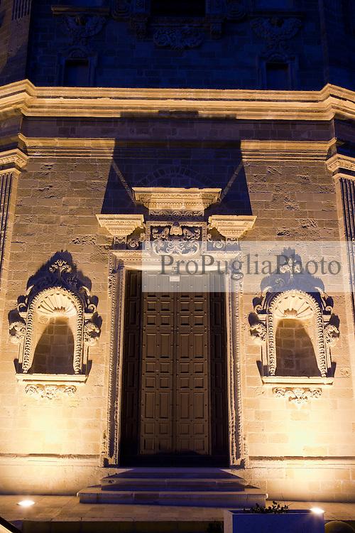 Chiesa di S.Domenico al Rosario, Gallipoli (LE)