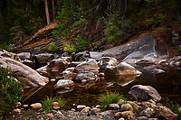 Merced River Meditation. Image taken with a Nikon D3 camera and 24-70 mm f/2.8 lens (ISO 200, 36 mm, f/11, 2.5 sec). Camera mounted on a tripod.