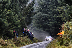 October 5, 2018 - Grande Bretagne - AUTOMOBILE : Rallye de Grande-Bretagne (Credit Image: © Panoramic via ZUMA Press)