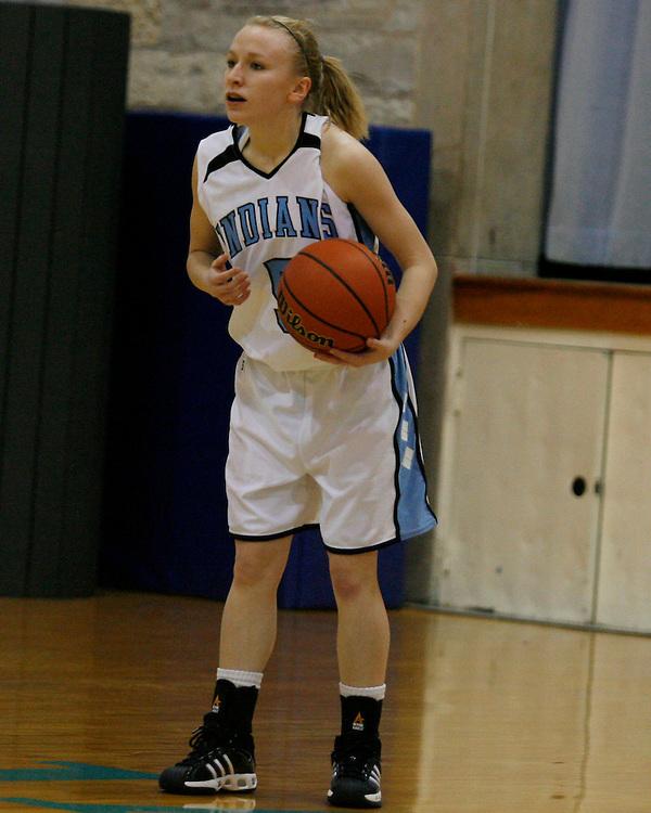 Saint Joseph's High School Varsity Basketball 2008.