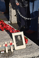 Remembrance Sunday Harwich 11 November 2018, UK, 100 years since the end of WW1