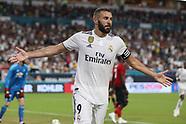Manchester United vs Real Madrid, Miami, 31-07-2018. 310718