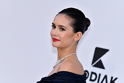 Nina Dobrev attends the amfAR Cannes Gala 2019 at Hotel du Cap-Eden-Roc on May 23, 2019 in Cap d'Antibes, France. Photo by Lionel Hahn/ABACAPRESS.COM
