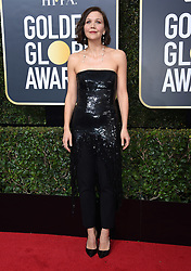 Gaten Matarazzo at the 75th Annual Golden Globe Awards held at the Beverly Hilton Hotel on January 7, 2018 in Beverly Hills, CA ©Tammie Arroyo-GG18/AFF-USA.com. 07 Jan 2018 Pictured: Maggie Gyllenhaal. Photo credit: MEGA TheMegaAgency.com +1 888 505 6342