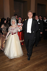 CHRISTOPHER & MARINA ARKELL at the 13th annual Russian Summer Ball held at the Banqueting House, Whitehall, London on 14th June 2008.<br /><br />NON EXCLUSIVE - WORLD RIGHTS