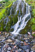 Vidae Falls, Crater Lake National Park, Oregon