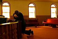 10.16.16 Travis Methodist Church on Hood Street in Cleveland GA. Photos by Chris Aluka Berry