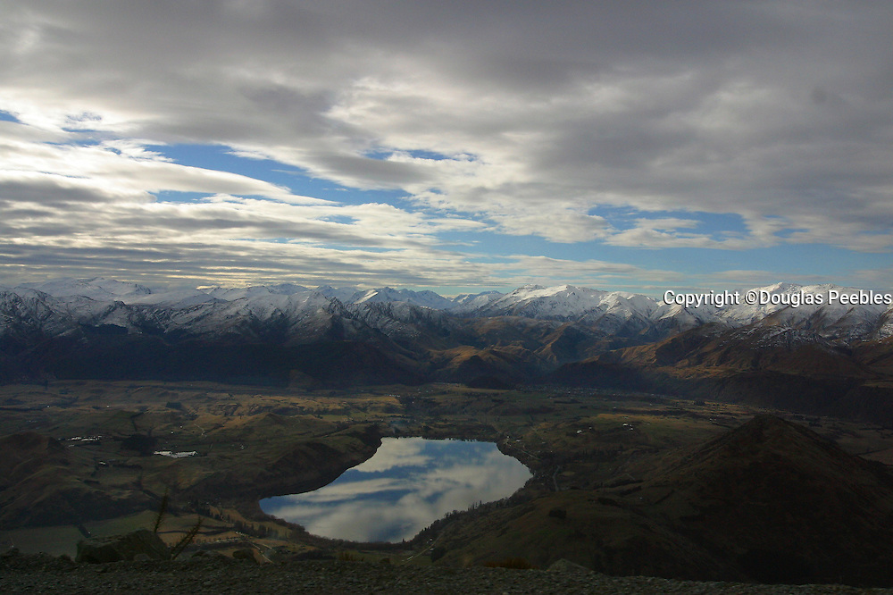 The Remarkables, Queenstown, South Island,  New Zealand