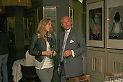 Emily Forbes and Charles Dance, Bob Carlos Clarke: Dark Genius - launch & memorial <br />