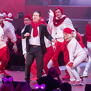 NLD/Amsterdam/20171223 - The Christmas Show 2017 in de Ziggo Dome, Danny de Munk
