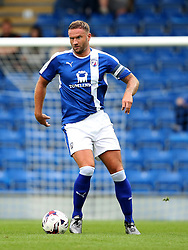 Ian Evatt of Chesterfield - Mandatory by-line: Matt McNulty/JMP - 02/08/2016 - FOOTBALL - Pro Act Stadium - Chesterfield, England - Chesterfield v Leicester City - Pre-season friendly
