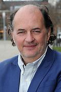 Perspresentatie VARA serie 'Hoe duur was de suiker' <br /> <br /> Op de foto:  Regisseur Jean van de Velde