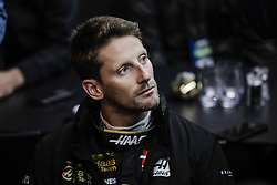 February 18, 2019 - Barcelona, Barcelona, Spain - Romain Grosjean from France with 08 Rich Energy Haas F1 Team portrait during the Formula 1 2019 Pre-Season Tests at Circuit de Barcelona - Catalunya in Montmelo, Spain on February 18. (Credit Image: © Xavier Bonilla/NurPhoto via ZUMA Press)