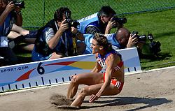 08-08-2006 ATLETIEK: EUROPEES KAMPIOENSSCHAP: GOTHENBORG <br /> OBERER Simone (SUI)<br /> ©2006-WWW.FOTOHOOGENDOORN.NL