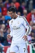 041415 Atletico de Madrid vs. Real Madrid Round 4 - Champions League