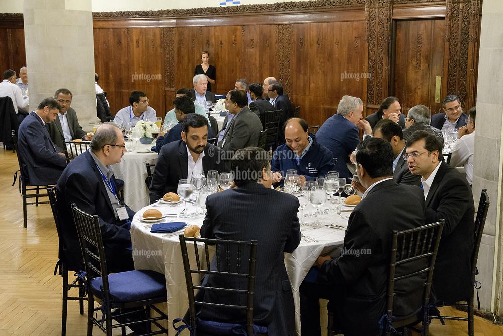 Yale School of Management - Mahindra Future Leader Program October 23–28, 2017. Dinner and Sec John Kerry, Speaker
