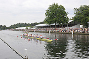Henley, Great Britain.   Finals day. The Remenham.  Challenge Cup, USA W8+. Princeton Training Centre USA  Henley Royal Regatta. River Thames Henley Reach.  Royal Regatta. River Thames Henley Reach.  Sunday  03/07/2011  [Mandatory Credit  Peter Spurrier/ Intersport Images] 2011 Henley Royal Regatta. HOT. Great Britain . HRR