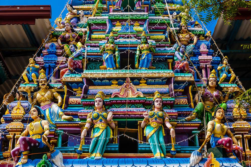 Koneswaram temple is a classical-medieval Hindu temple dedicated to Lord Shiva in Trincomalee, Eastern Sri Lanka.
