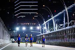 September 19, 2019, Singapore, Singapore: Motorsports: FIA Formula One World Championship 2019, Grand Prix of Singapore, .#10 Pierre Gasly (FRA, Red Bull Toro Rosso Honda) (Credit Image: © Hoch Zwei via ZUMA Wire)