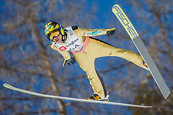 Noriaki Kasai of Japan during the Ski Flying Hill Individual Qualification at Day 1 of FIS Ski Jumping World Cup Final 2018, on March 22, 2018 in Planica, Slovenia. Photo by Ziga Zupan / Sportida