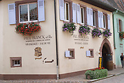winery wine shop domaine p blanck kientzheim alsace france