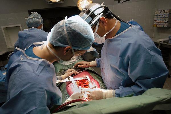 Nederland, Nijmegen, 26-2-2009Hartoperatie in het UMC-Radboud ziekenhuis.Foto: Flip Franssen
