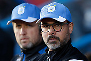 Huddersfield Town's Head Coach David Wagner during the Premier League match between Huddersfield Town and West Bromwich Albion at the John Smiths Stadium, Huddersfield, England on 4 November 2017. Photo by Paul Thompson.