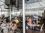 Royal Caribbean, Harmony of the Seas, the buffet restaurant