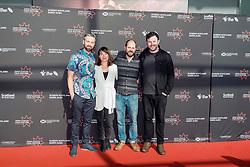 Edinburgh International Film Festival 2019<br /> <br /> Pictured: (l to r) <br /> <br /> Aimee Todd   Edinburgh Elite media