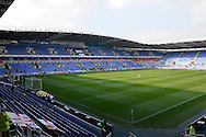 Madejski stadium during the Sky Bet Championship match between Reading and Middlesbrough at the Madejski Stadium, Reading, England on 3 October 2015. Photo by Alan Franklin.