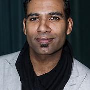 NLD/Amsterdam/20131104 - Lunch genomineerde Musical Awards Gala 2013, Edwin Jonker