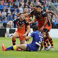 Warrington Wolves v Castleford Tigers 080618